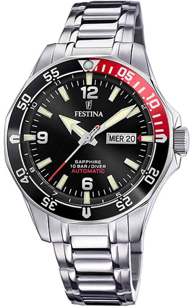 Festina F20478-5 - zegarek męski