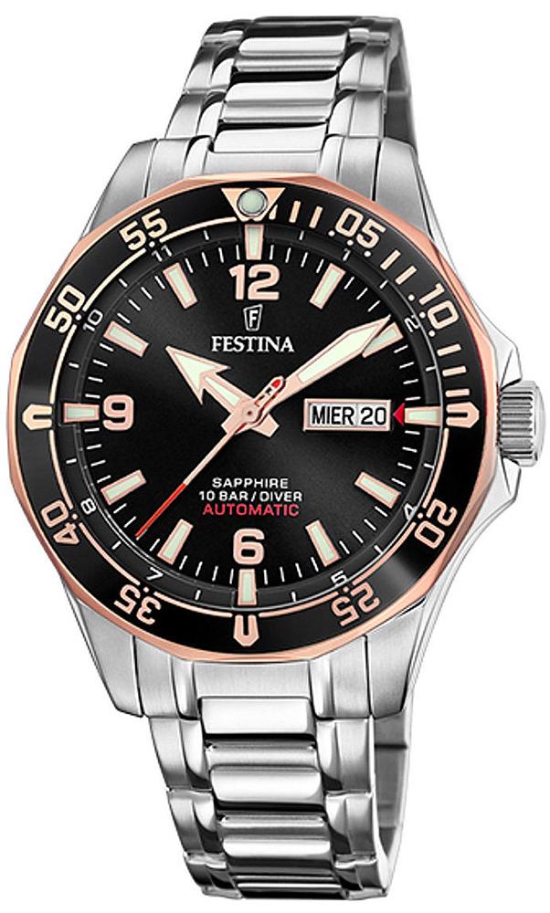 Festina F20478-6 - zegarek męski
