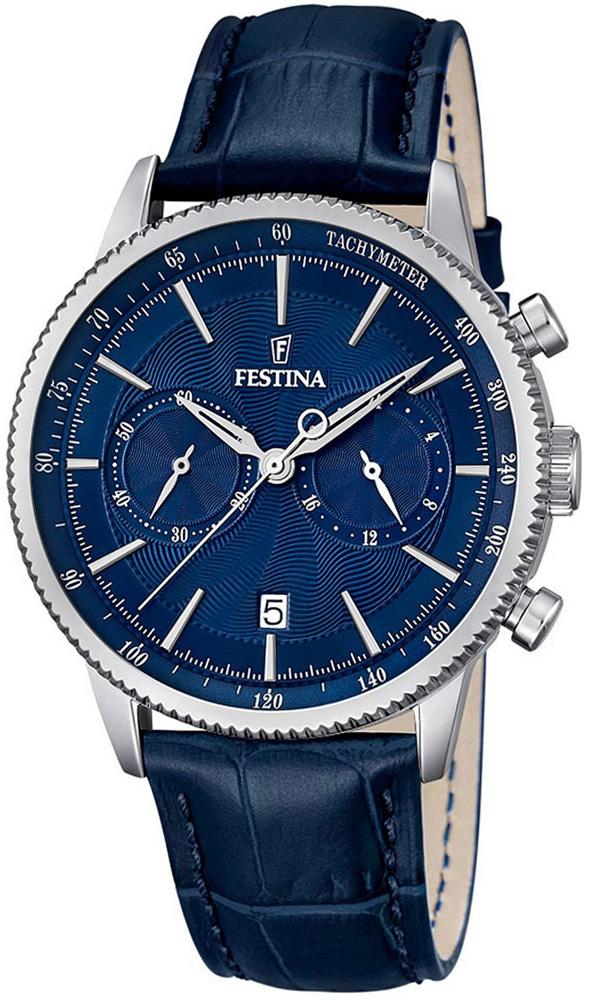 Festina F16893-2 - zegarek męski