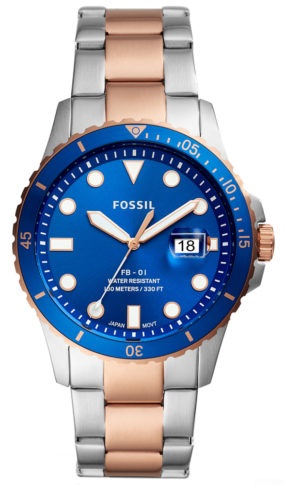 Fossil FS5654 - zegarek męski