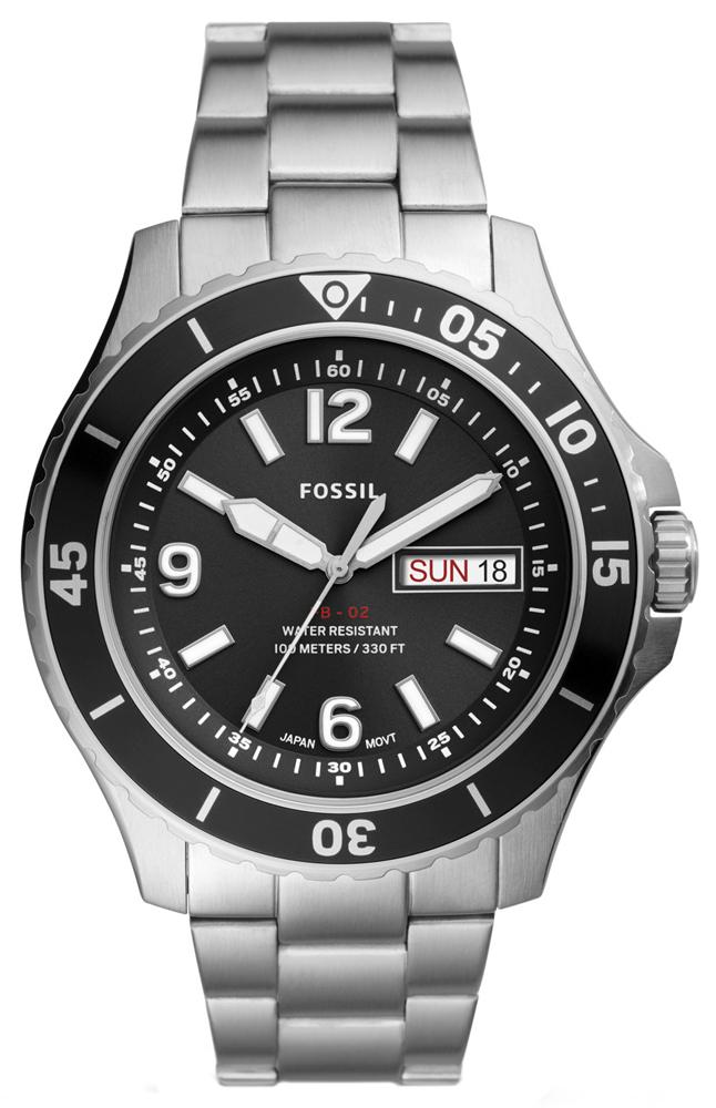 Fossil FS5687 - zegarek męski