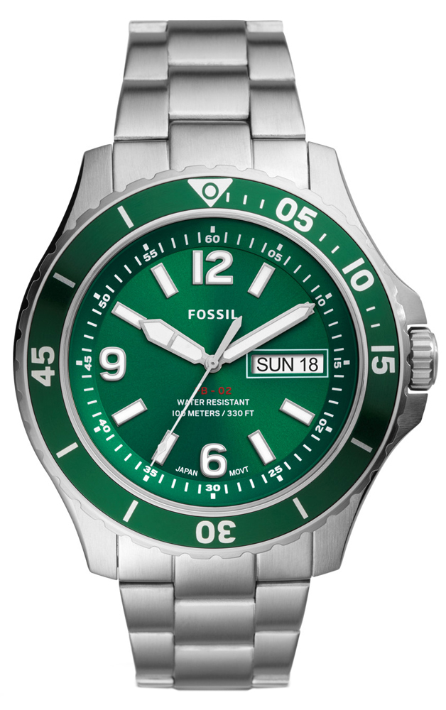 Fossil FS5690 - zegarek męski