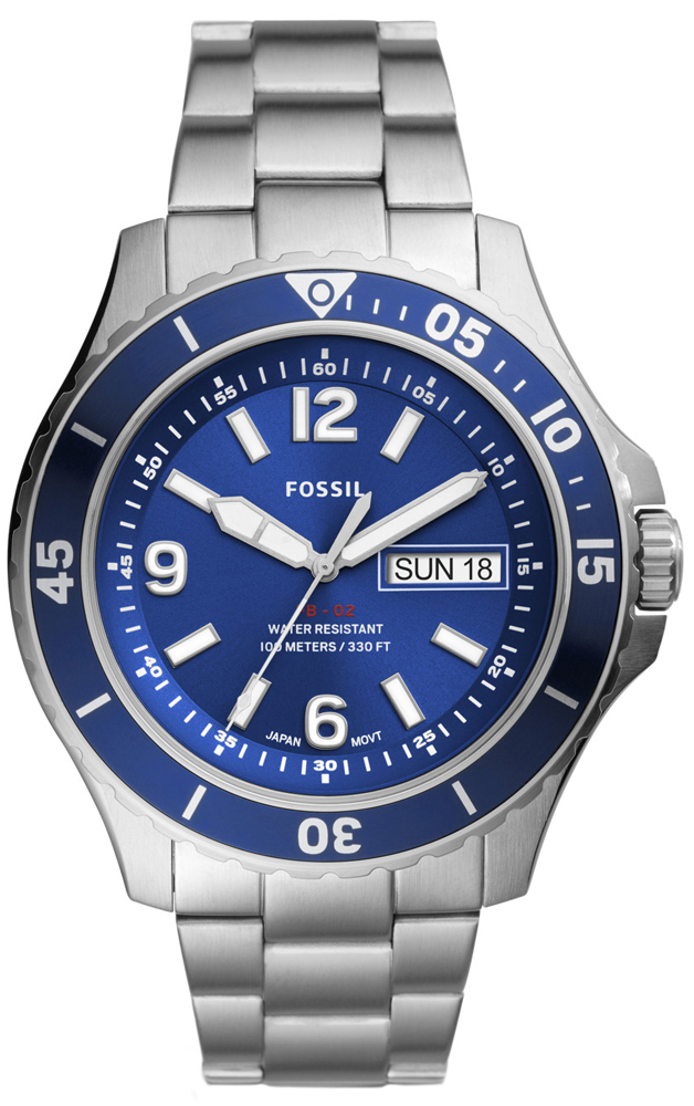 Fossil FS5691 - zegarek męski