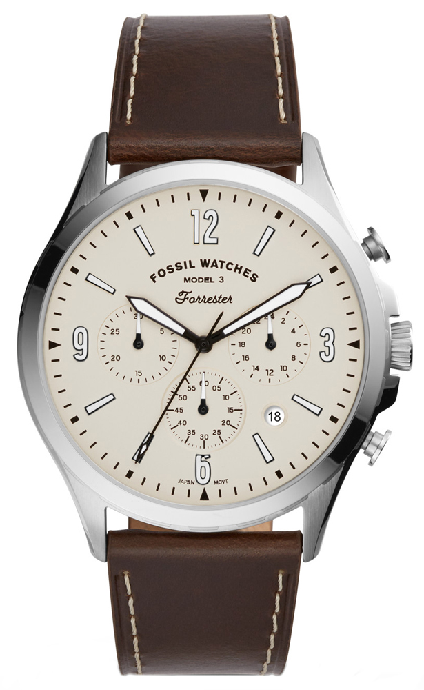 Fossil FS5696 - zegarek męski