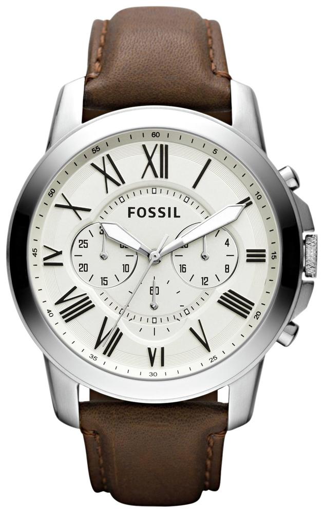 Fossil FS4735IE - zegarek męski