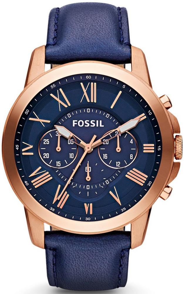 Fossil FS4835IE - zegarek męski