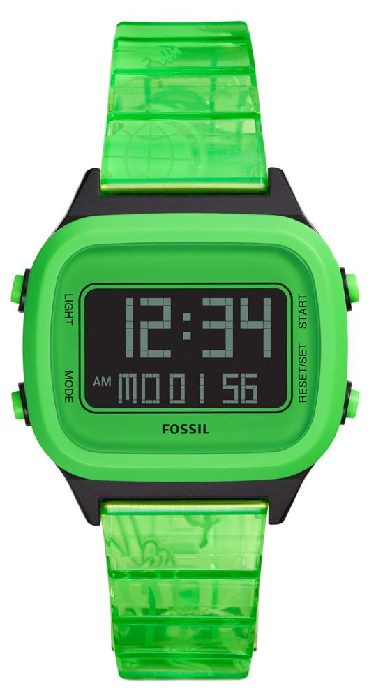 Fossil FS5677 - zegarek męski