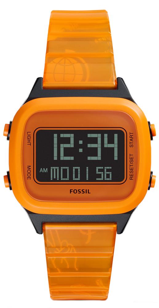 Fossil FS5678 - zegarek męski
