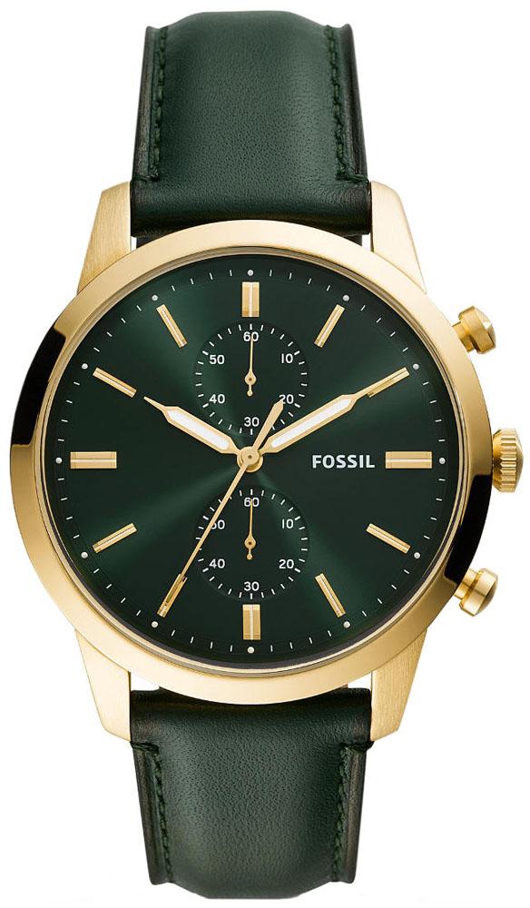 Fossil FS5599 - zegarek męski