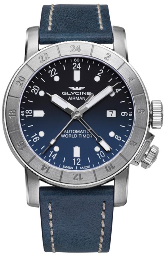 Glycine GL0054 - zegarek męski