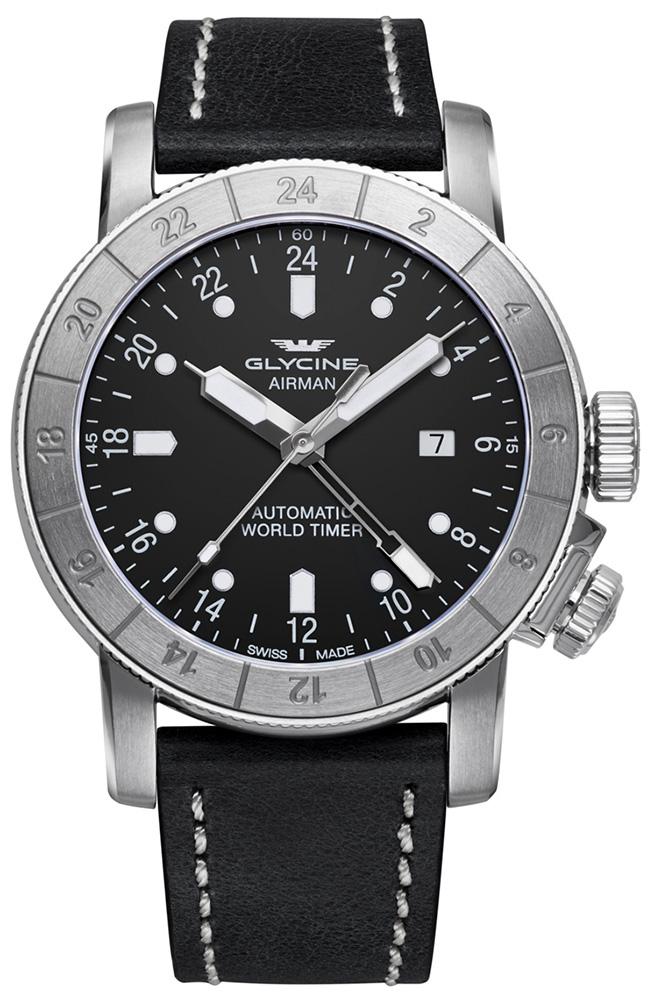 Glycine GL0056 - zegarek męski