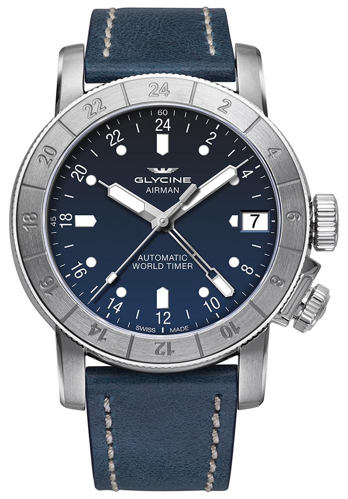 Glycine GL0060 - zegarek męski