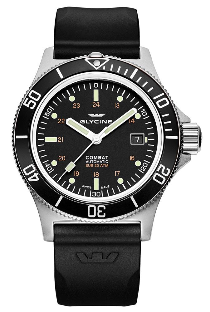 Glycine GL0087 - zegarek męski