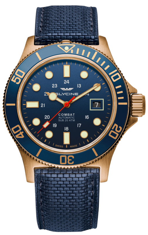 Glycine GL0174 - zegarek męski