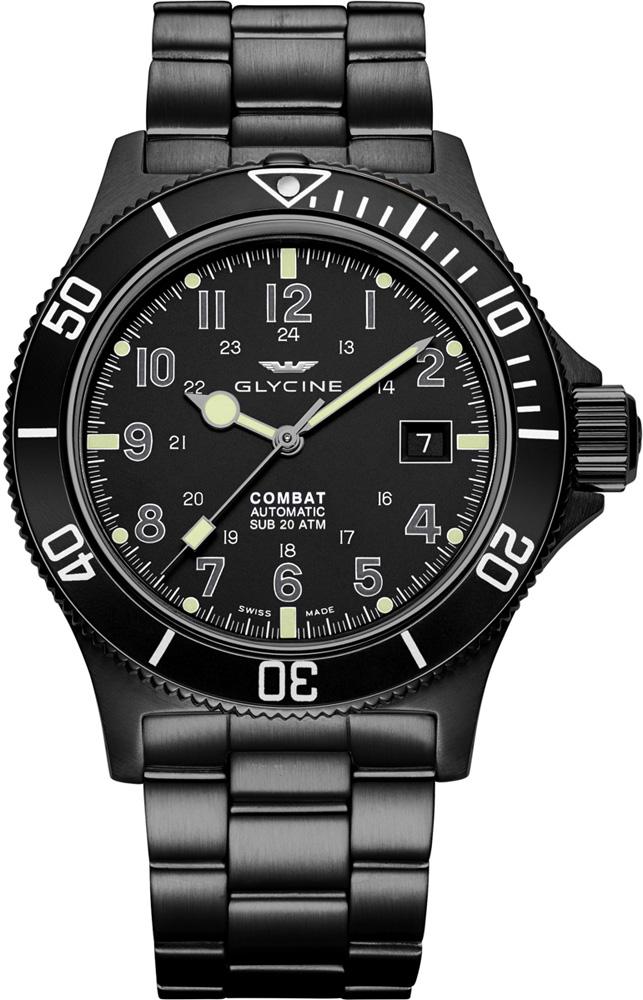 Glycine GL0079 - zegarek męski