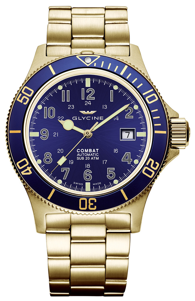 Glycine GL0082 - zegarek męski