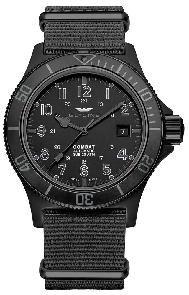 Glycine GL0086 - zegarek męski