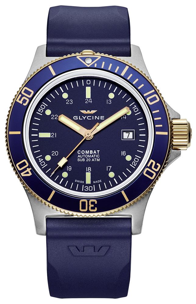 Glycine GL0089 - zegarek męski