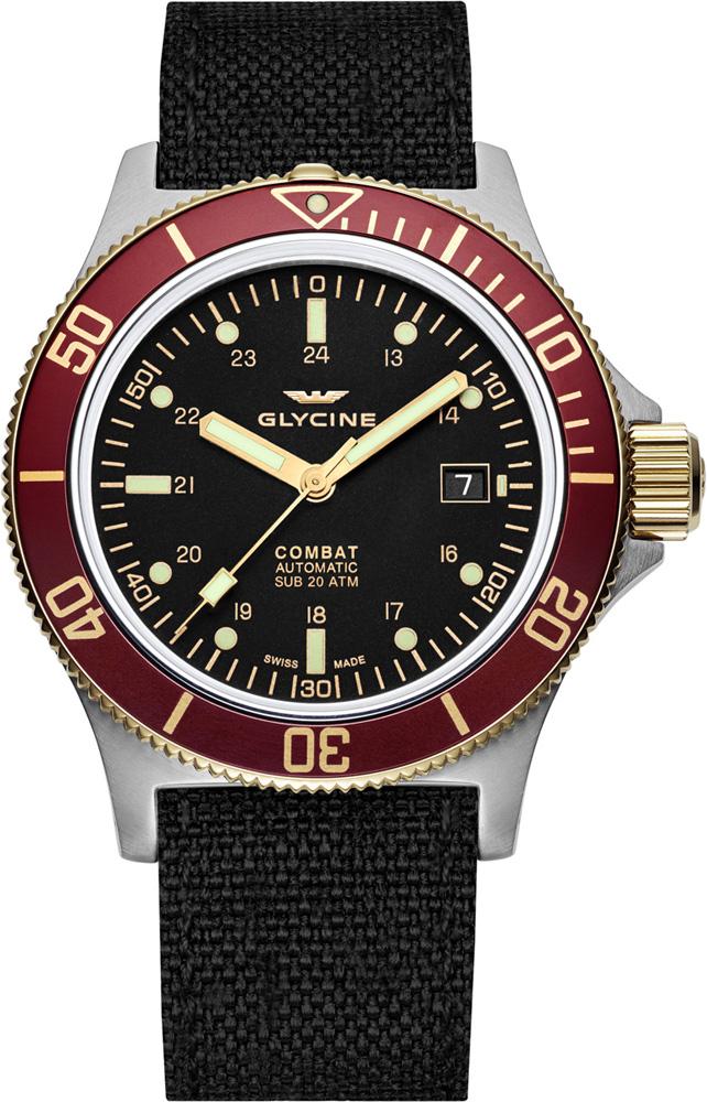 Glycine GL0092 - zegarek męski