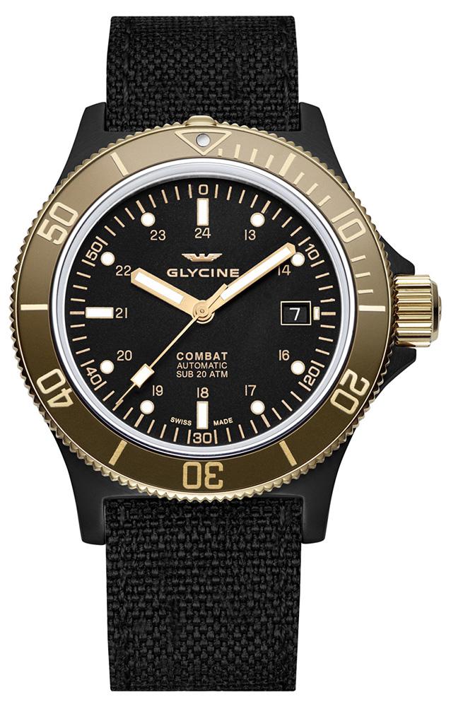 Glycine GL0093 - zegarek męski