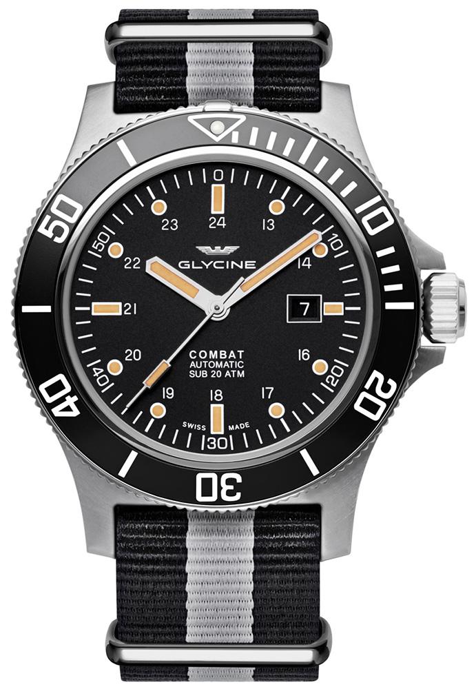 Glycine GL0097 - zegarek męski