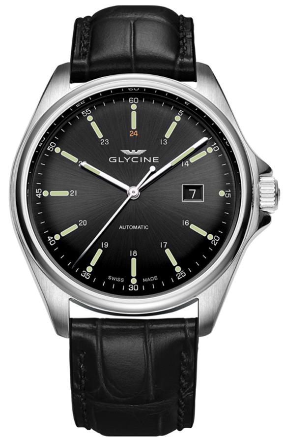 Glycine GL0109 - zegarek męski