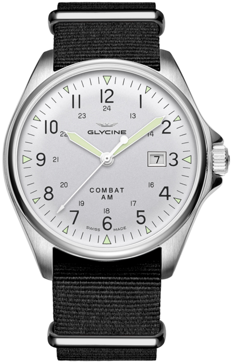 Glycine GL0124 - zegarek męski