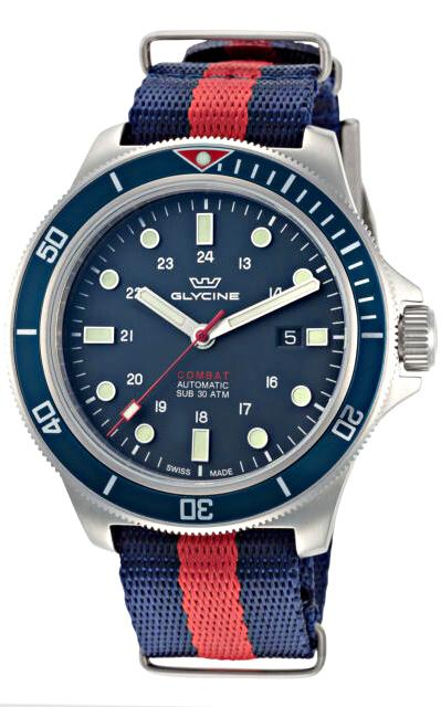 Glycine GL0257 - zegarek męski