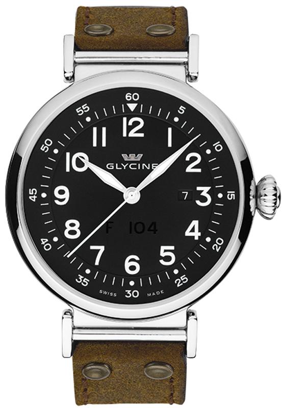 Glycine GL0126 - zegarek męski