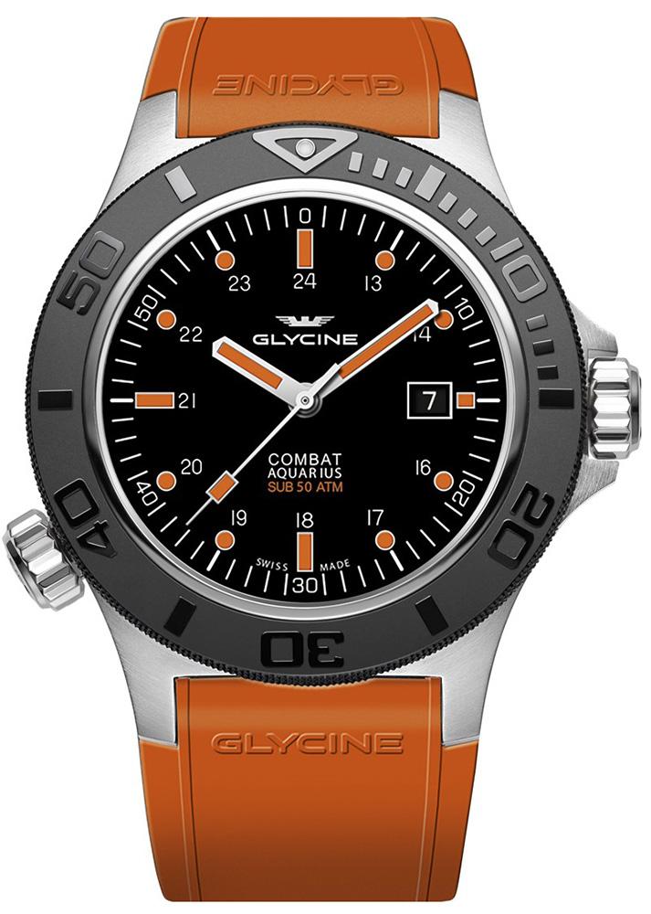 Glycine GL0040 - zegarek męski