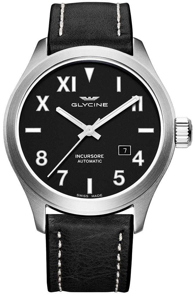 Glycine GL0043 - zegarek męski