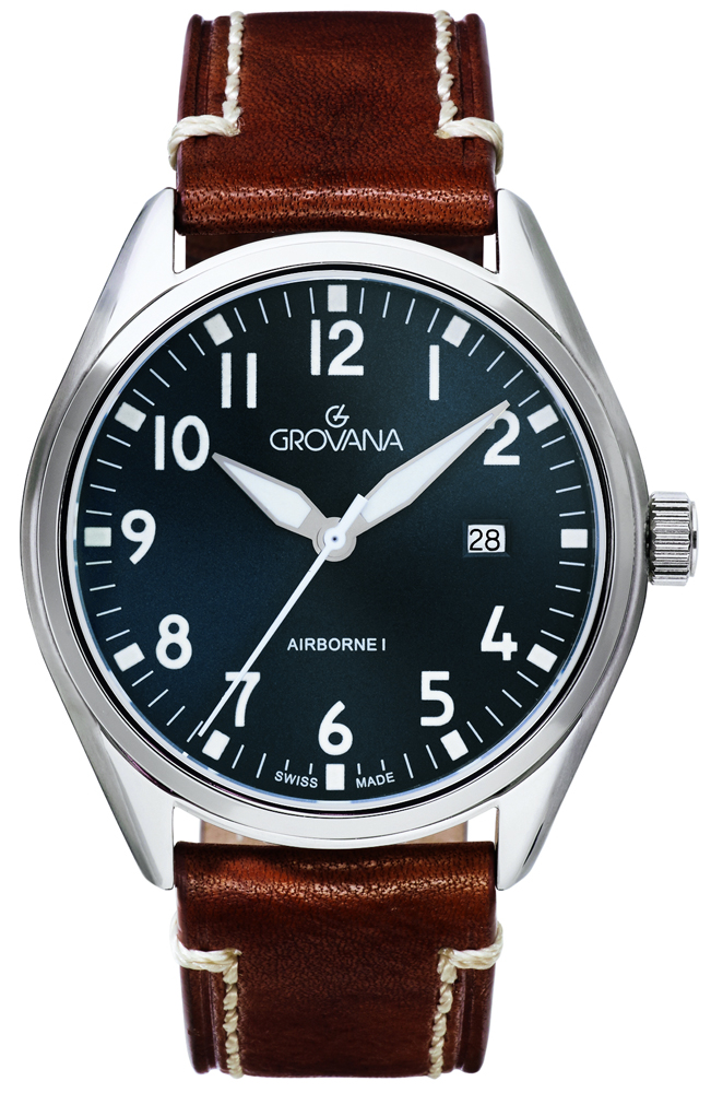 Grovana 1654.1535 - zegarek męski