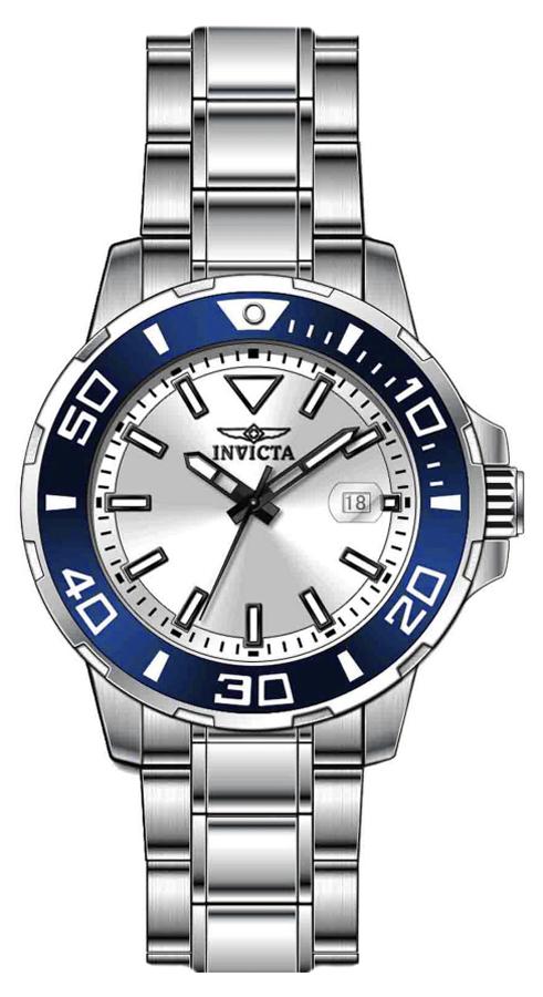 Invicta 21569 - zegarek męski