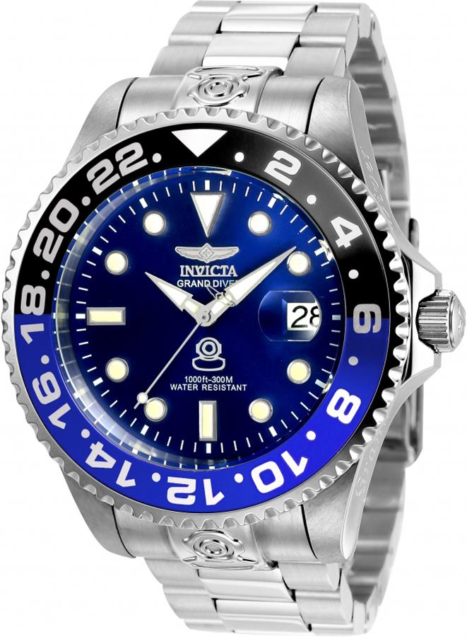 Invicta 21865 - zegarek męski