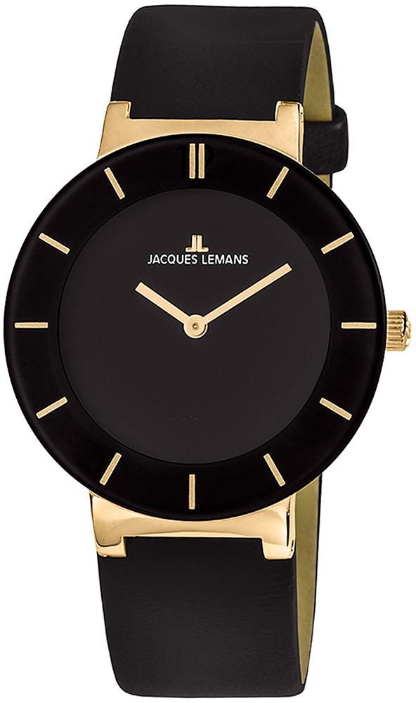 Jacques Lemans 1-1867E - zegarek damski