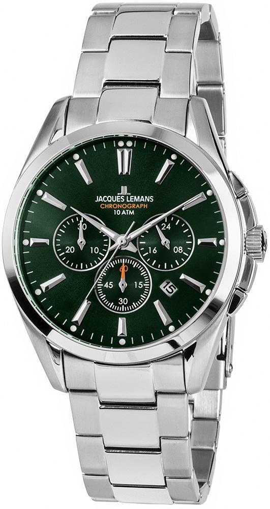 Jacques Lemans 1-1945F - zegarek męski