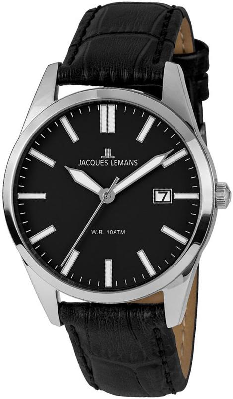 Jacques Lemans 1-2002D - zegarek męski