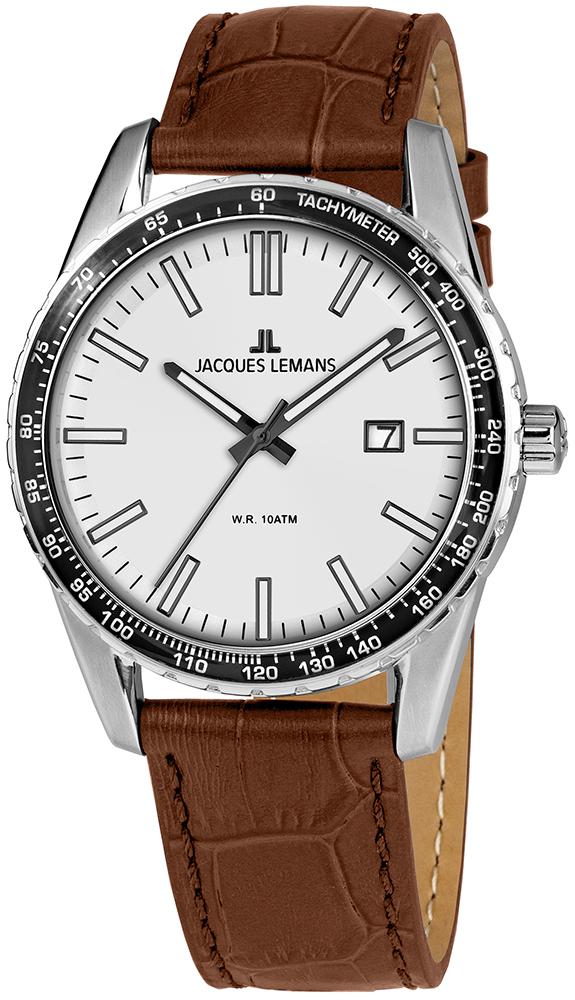 Jacques Lemans 1-2022C - zegarek męski