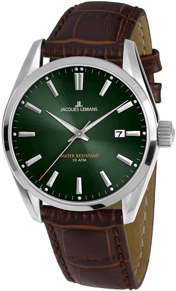 Jacques Lemans 1-1859D - zegarek męski