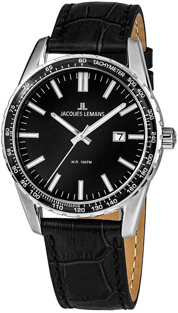 Jacques Lemans 1-2022A - zegarek męski