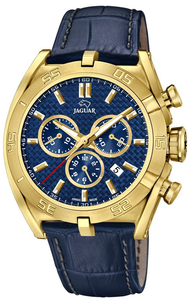 Jaguar J858-2 - zegarek męski