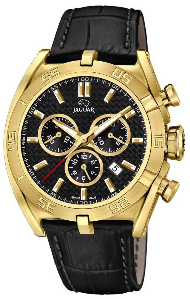 Jaguar J858-3 - zegarek męski
