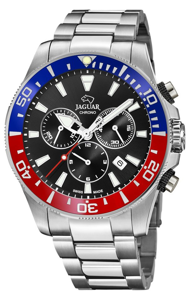 Jaguar J861-6 - zegarek męski