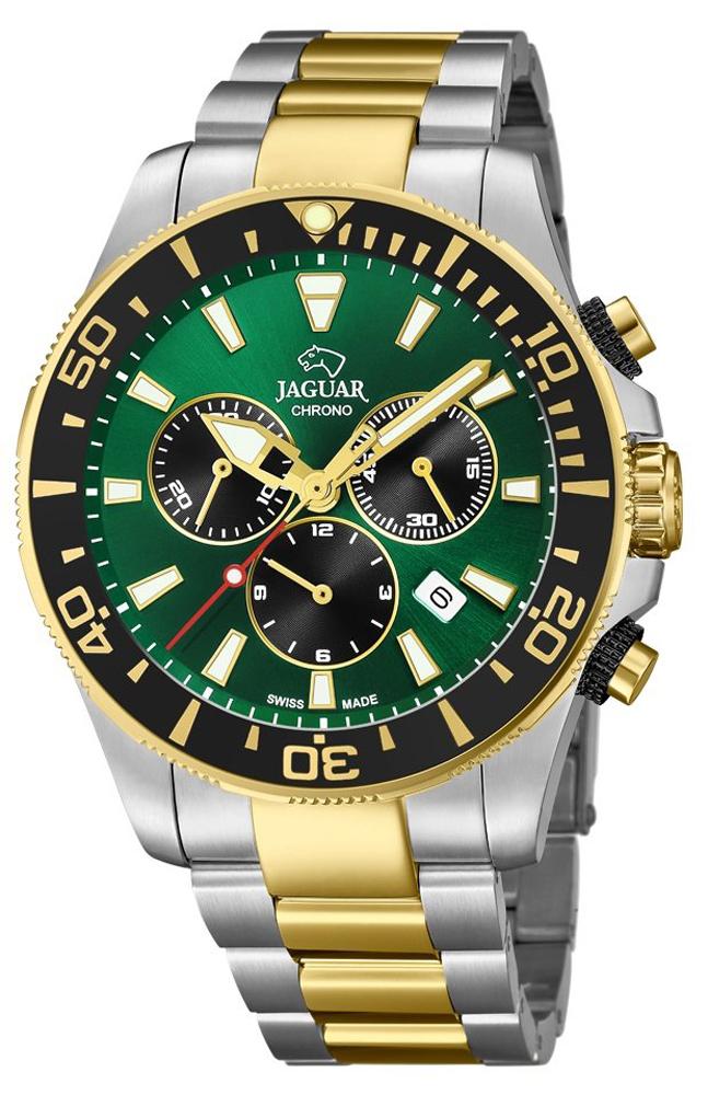 Jaguar J862-3 - zegarek męski