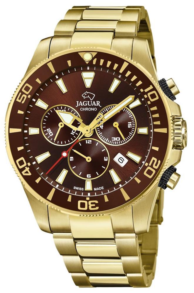 Jaguar J864-4 - zegarek męski