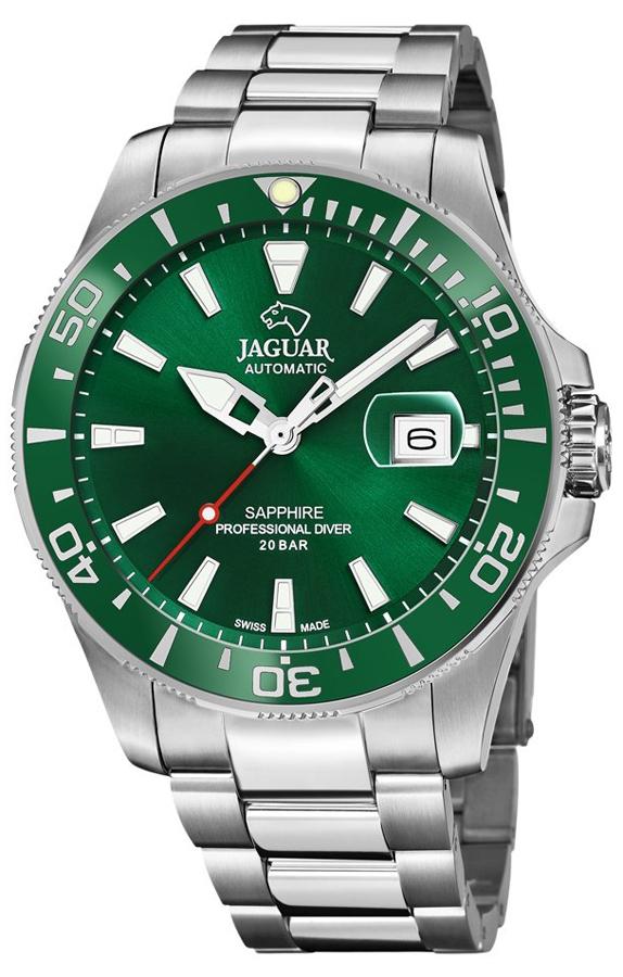 Jaguar J886-2 - zegarek męski