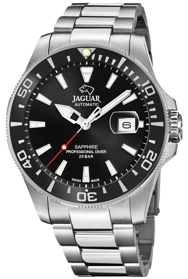 Jaguar J886-3 - zegarek męski
