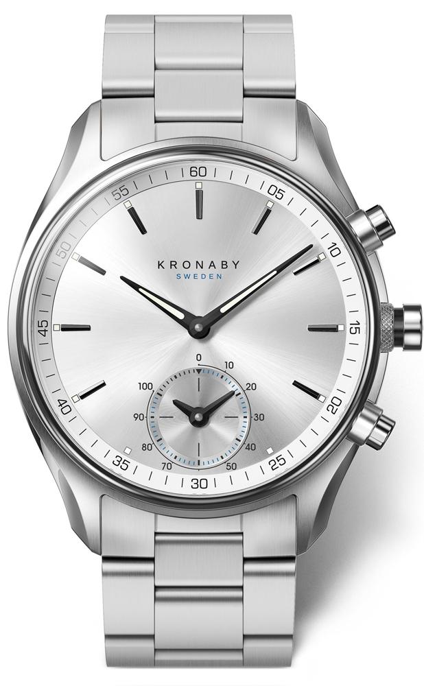 Kronaby S0715-1 - zegarek męski