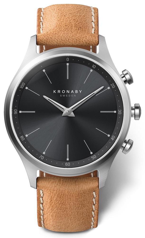 Kronaby S3123-1 - zegarek męski