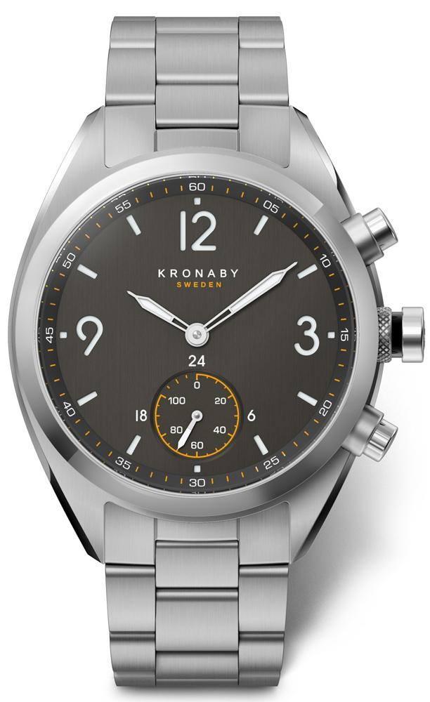 Kronaby S3113-1 - zegarek męski